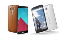 LG G4 vs Nexus 6: qual è il migliore? Il confronto