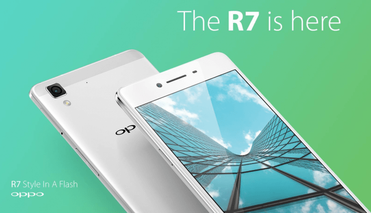 Oppo R7 e R7 Plus: prezzi e schede tecniche ufficiali