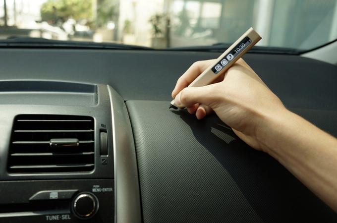 La penna digitale per scrivere su qualsiasi superficie