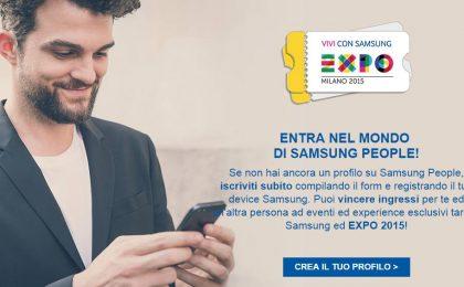 Epic fail: pubblicità Expo 2015 di Samsung con un iPhone
