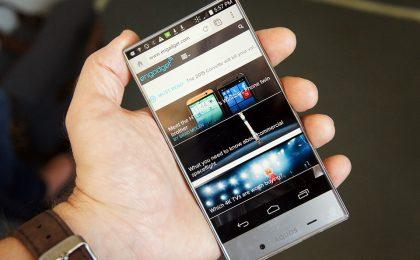 Sharp Aquos Crystal 2: lo smartphone senza cornici