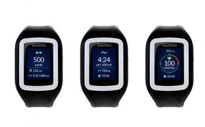 Swimmo, lo smartwatch per il nuoto con contapassi e battito cardiaco