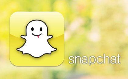 Snapchat, due cent per ogni visualizzazione