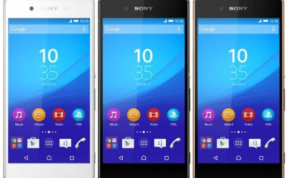 Sony Xperia Z3+ (Plus) ufficiale: uscita, scheda e video anteprima
