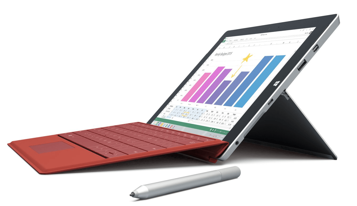 Surface 3 vs Surface 2