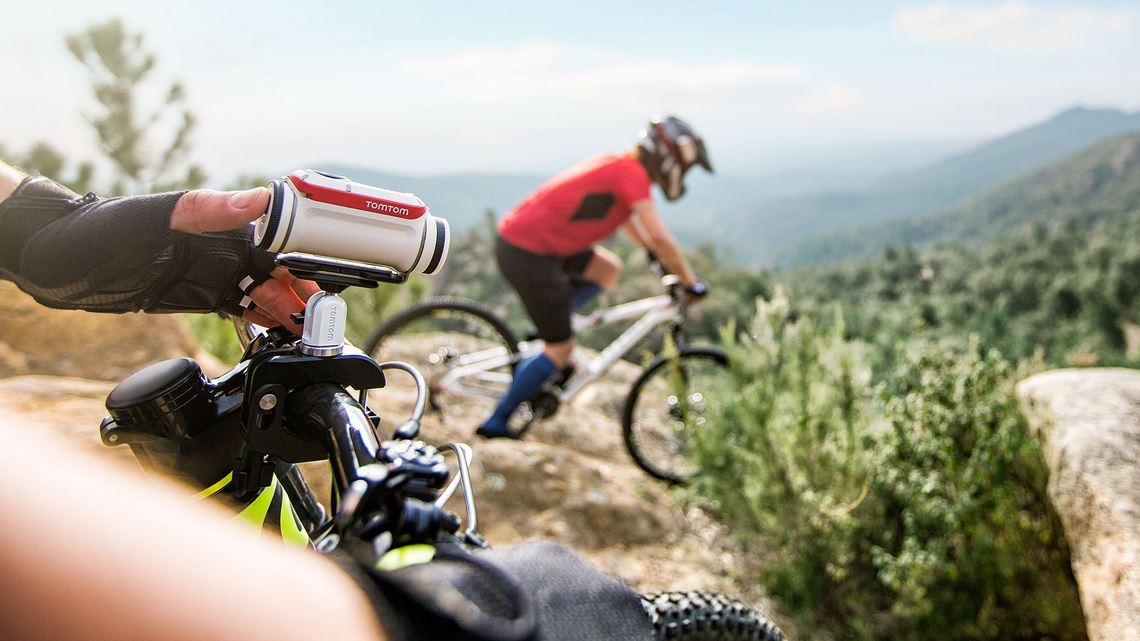 TomTom Bandit: l'actioncam che sfida GoPro