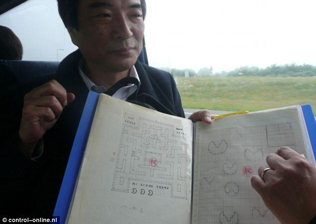 Pac Man compie 35 anni: i primi disegni all'origine del mito