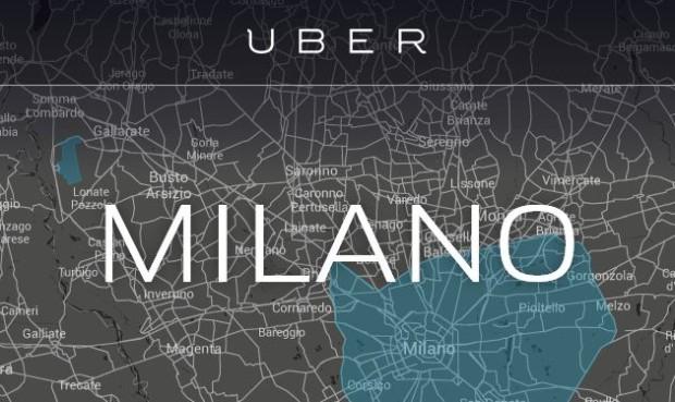 Uber Milano