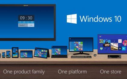 Il futuro di Windows 10 passa da Android