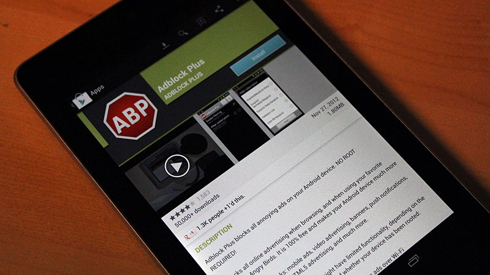 Adblock Plus per Android disponibile al download