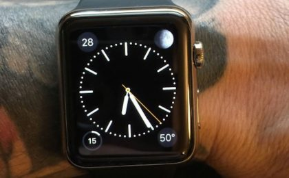 Apple Watch va in confusione se si hanno tatuaggi