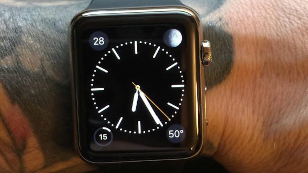 Apple Watch va in confusione se si hanno tatuaggi