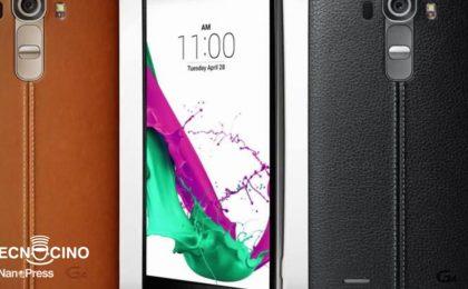 Video presentazione di LG G4