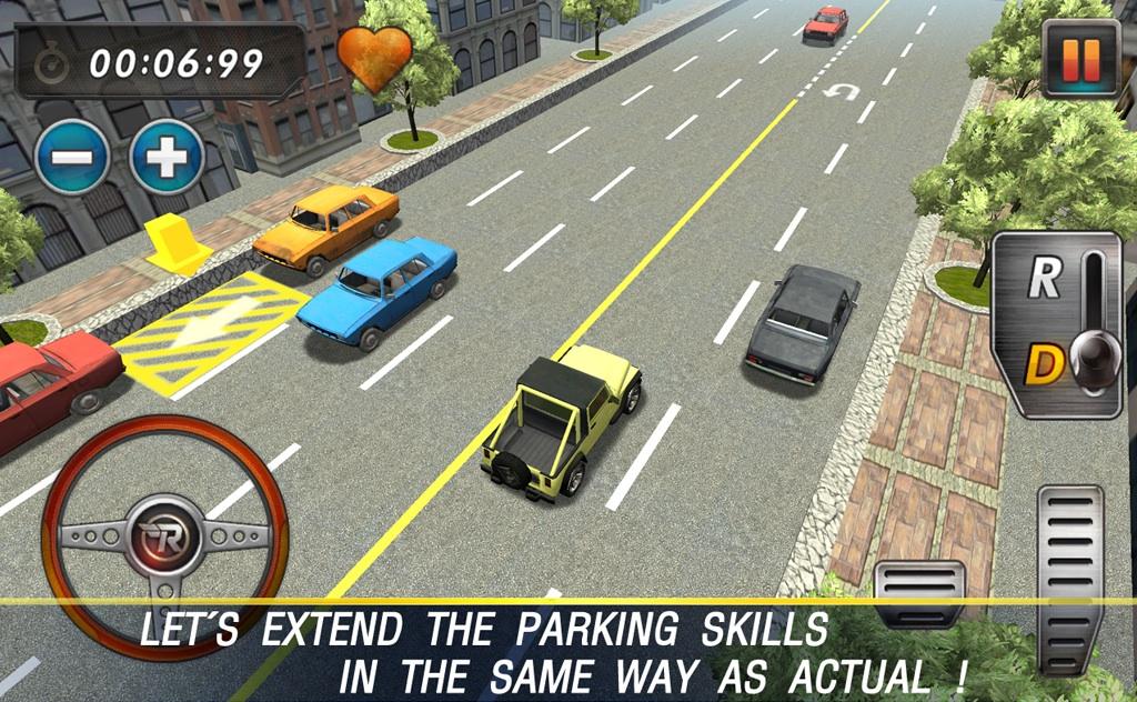 giochi macchine da parcheggiare