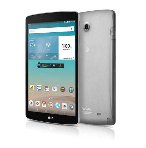 LG G Pad F 8.0: il nuovo tablet da 8″ con pennino