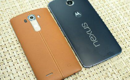 LG G4 vs Nexus 5: differenze e confronto