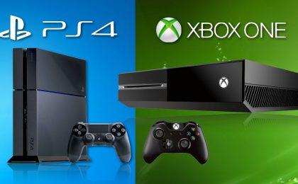 Ps4 VS Xbox One: quale console è la migliore?