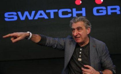 Swatch: una batteria rivoluzionaria per smartwatch?