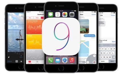 Da iOS 9 a iOS 8, come tornare indietro col downgrade