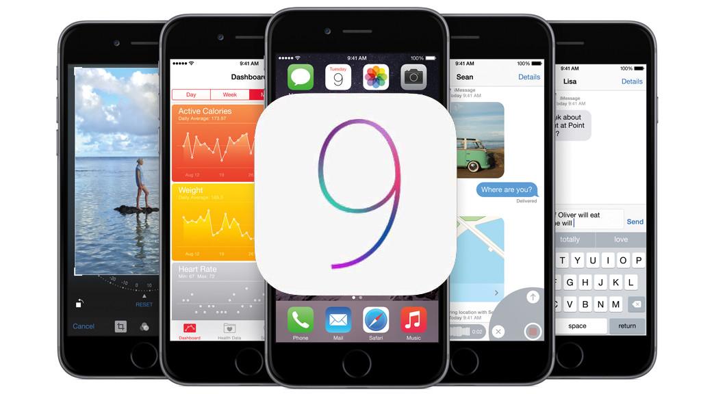Da iOS 9 a iOS 8