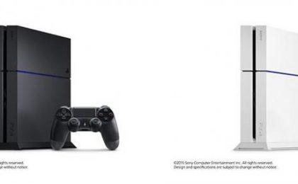 Nuova PS4: opaca e consuma meno
