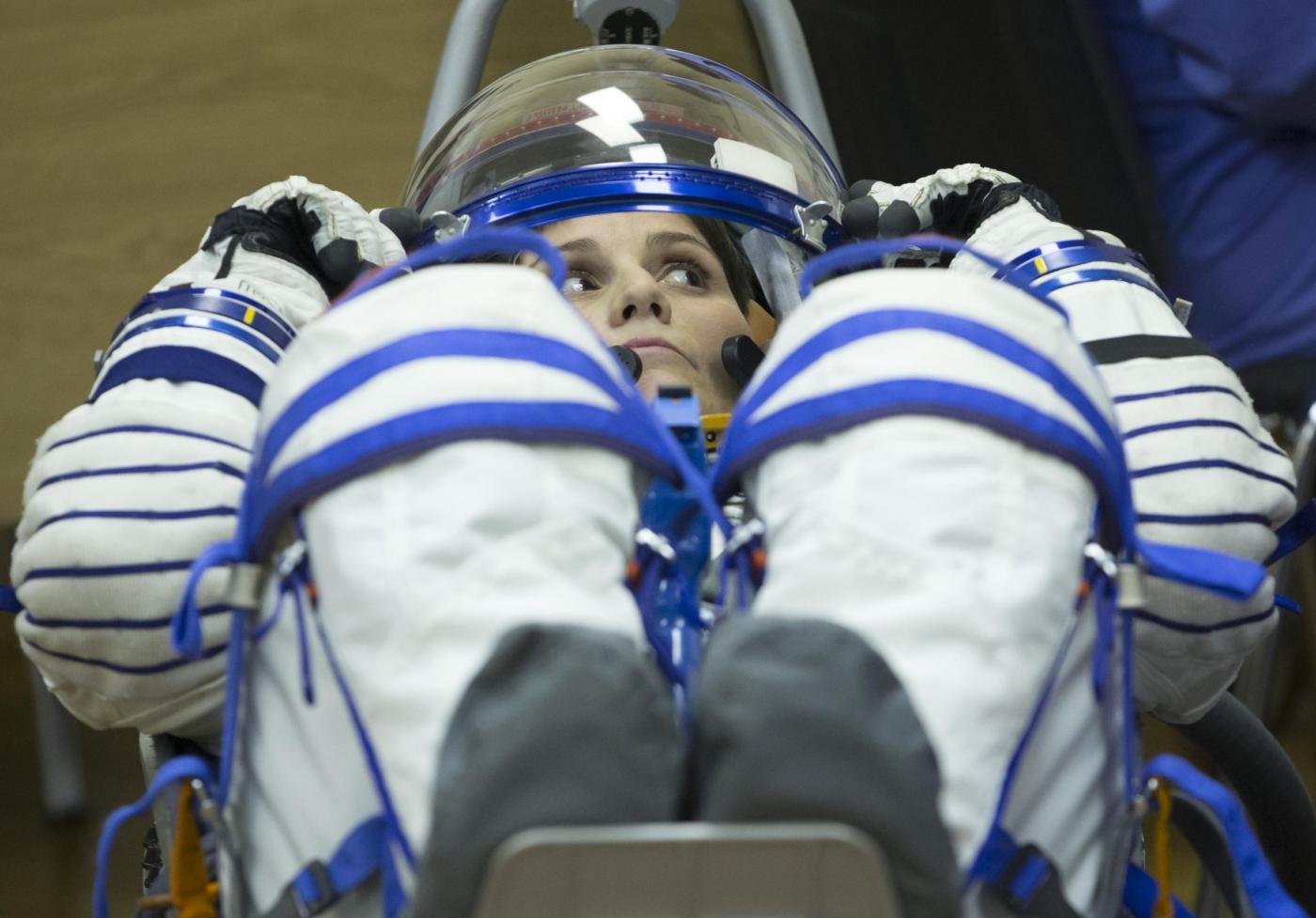 Missione Futura Il lancio di Samantha Cristoforetti verso la Stazione Spaziale Internazionale