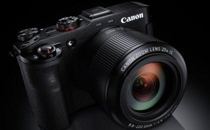 Canon PowerShot G3 X: compatta con zoom da 25x