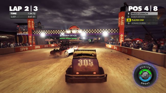 dirt showdown 650 80