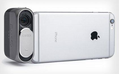iPhone diventa reflex con DxO: il nuovo accessorio fotografico