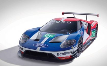 Ford a Le Mans nel 2016 con la nuova GT a tasso hitech