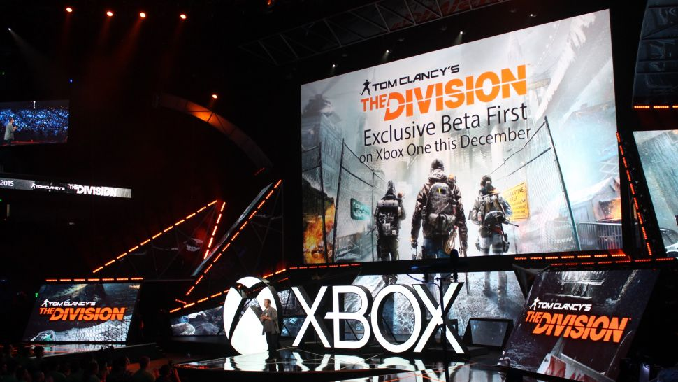 microsoft thedivision