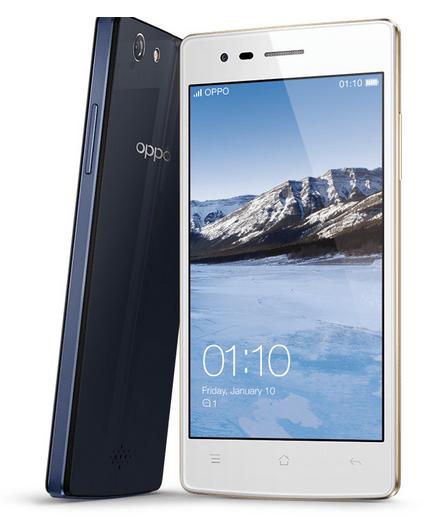 Oppo Neo 5 e 5S: schede degli smartphone entry-level