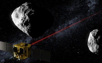 La tecnologia che salverà la Terra dagli asteroidi