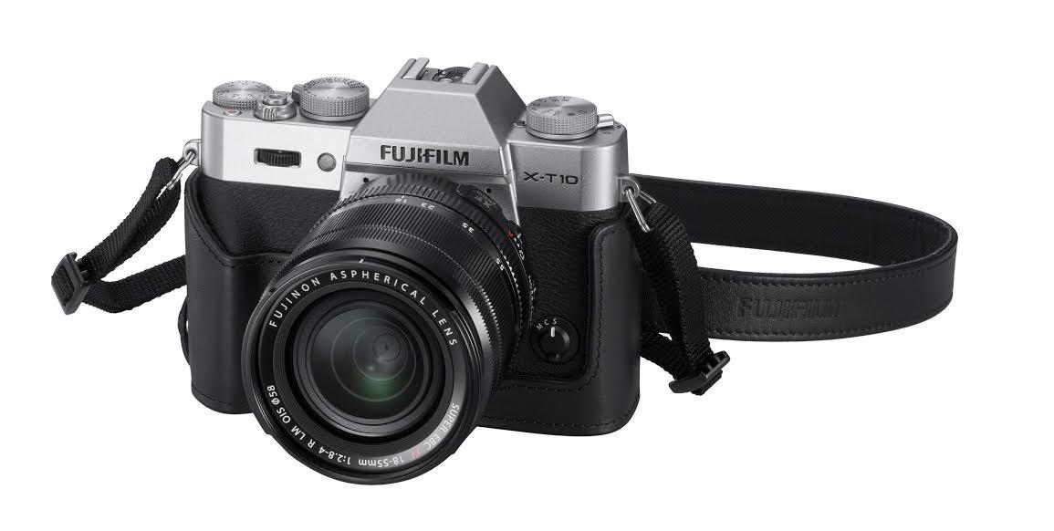 Fujifilm X-T10: la fotocamera digitale ad alte prestazioni
