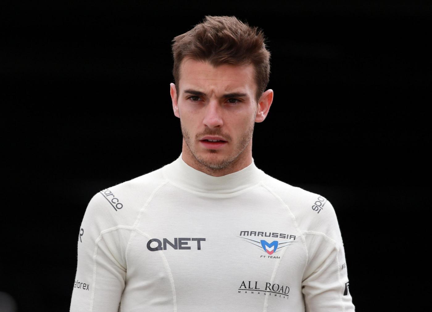 Motor Racing Jules Bianchi Filer