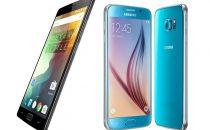 OnePlus 2 vs Samsung Galaxy S6: qual è il miglior top di gamma Android?