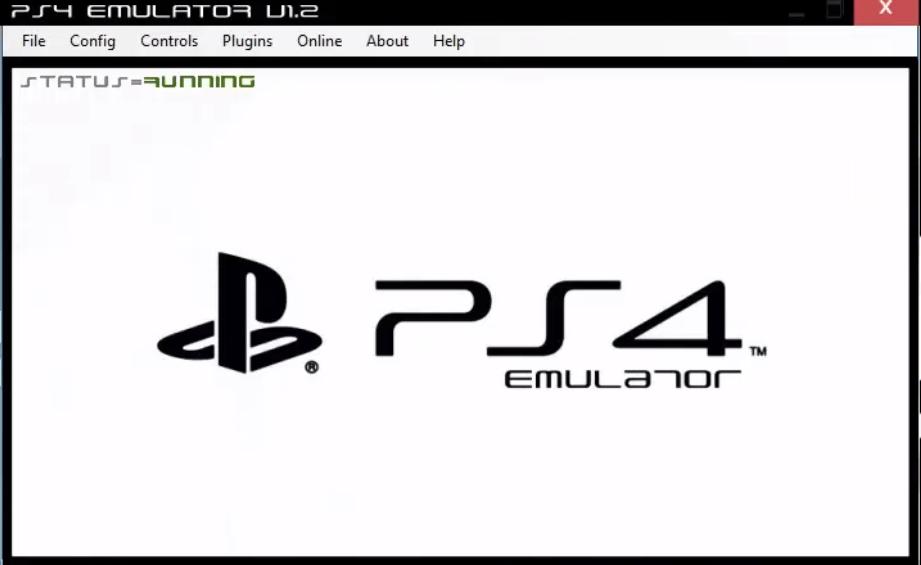 Ps4 emulatore