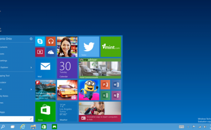 Windows 10 in download: tutte le novità