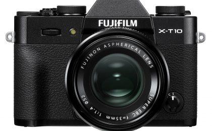 Fujifilm X-T10: tante incredibili funzionalità da scoprire