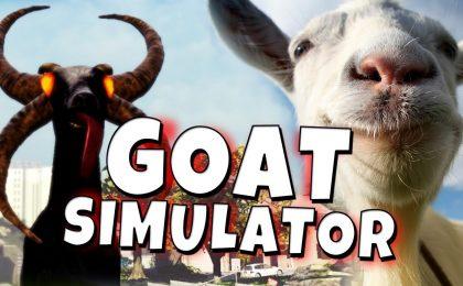 Goat Simulator in uscita su Ps4 e Ps3