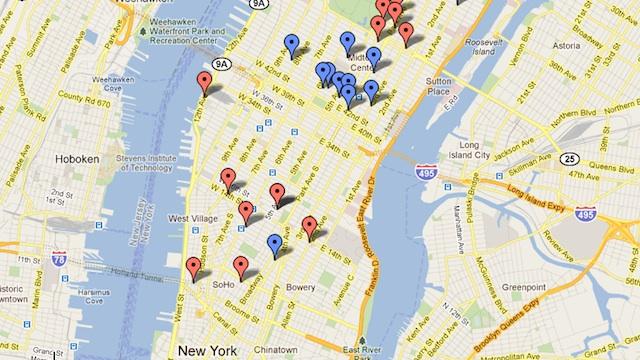 google maps itinerari stradali