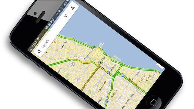 google maps itinerari