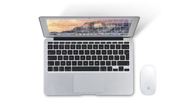 mac trackpad