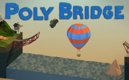 Poly Bridge su Steam: il videogioco virale dell'estate