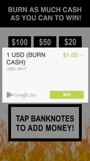 Burn Cash