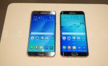 Samsung Galaxy S6 Edge Plus vs Samsung Galaxy Note 5: le differenze