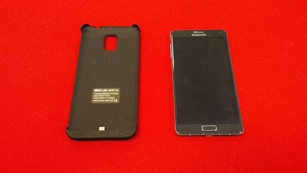 Samsung Galaxy Note 4 e cover