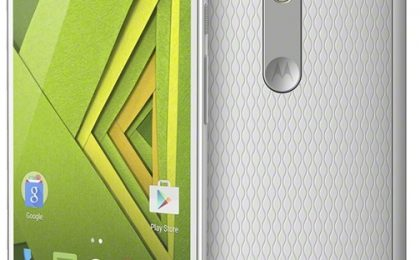 Motorola Moto X Play: prezzo, scheda tecnica e uscita