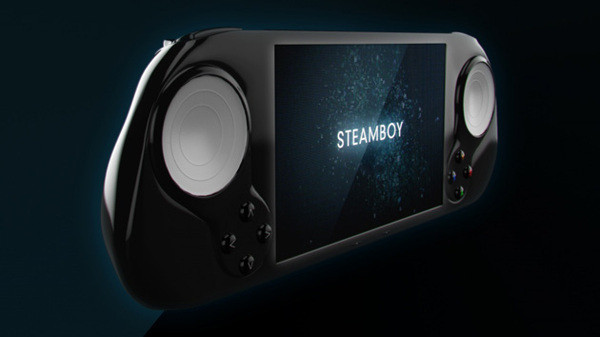 Steamboy: in uscita la console portatile di Steam
