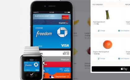 Come usare Apple Pay su Apple Watch